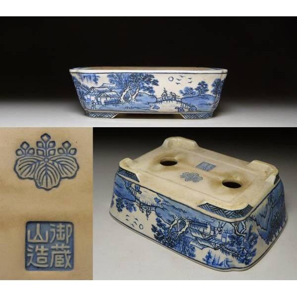 Kho chậu bonsai Nhật Bản