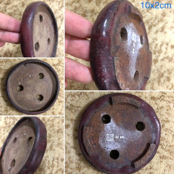 Chậu mini bonsai Nhật PLD570