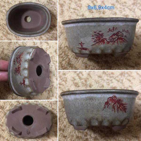 Chậu mini bonsai PLD446