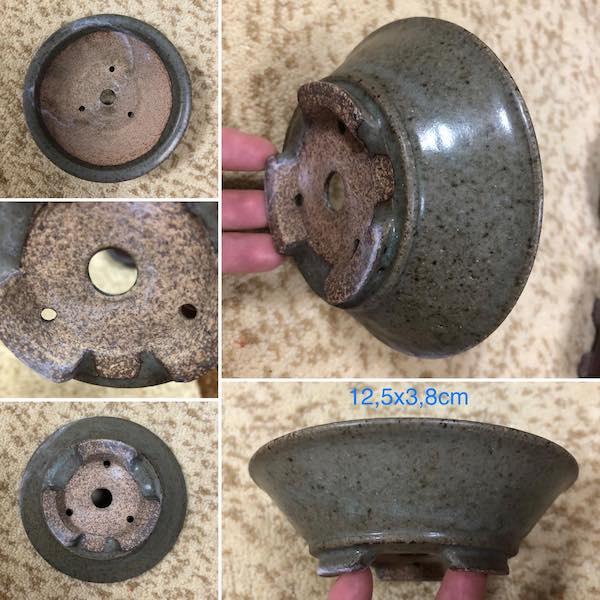 Chậu mini bonsai PLD447