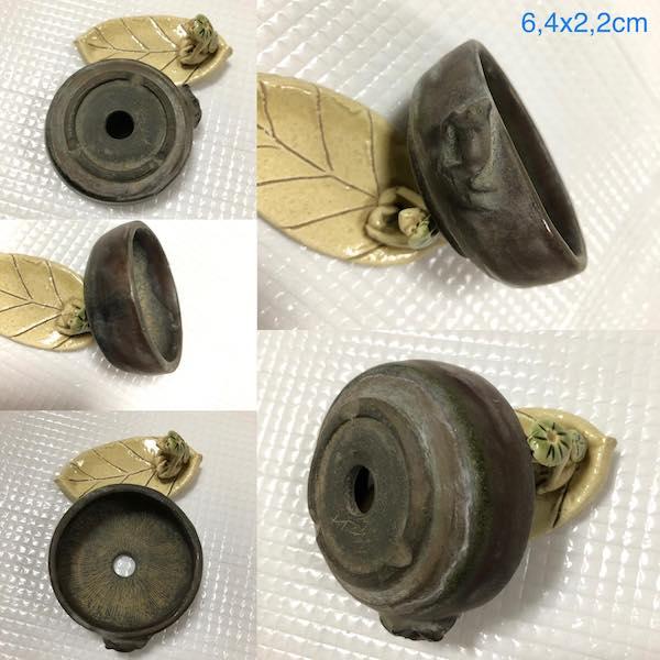 Chậu mini dáng tròn PLD349
