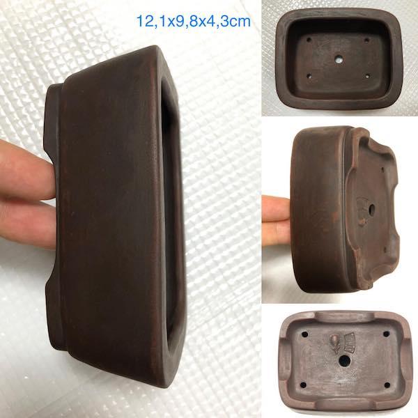 Chậu bonsai chữ nhật PLD347