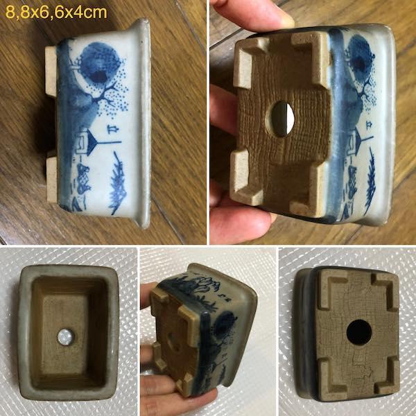 Chậu mini bonsai PLD336