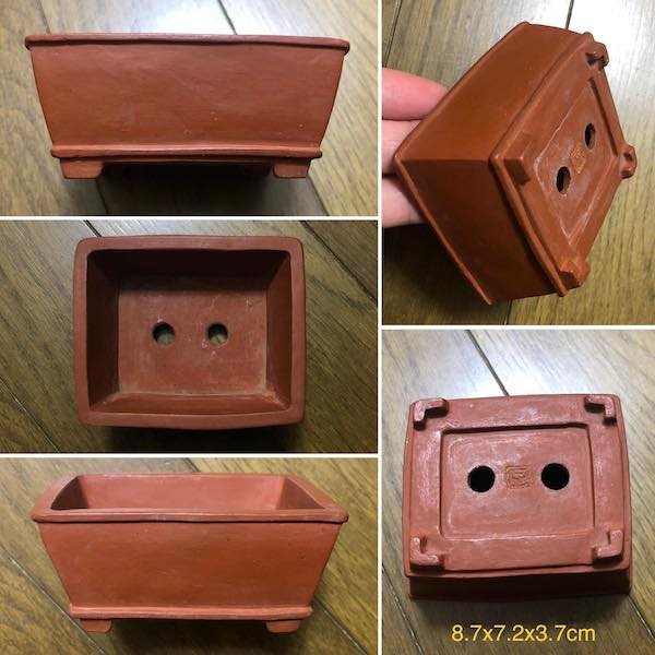 Chậu bonsai mini PLD954