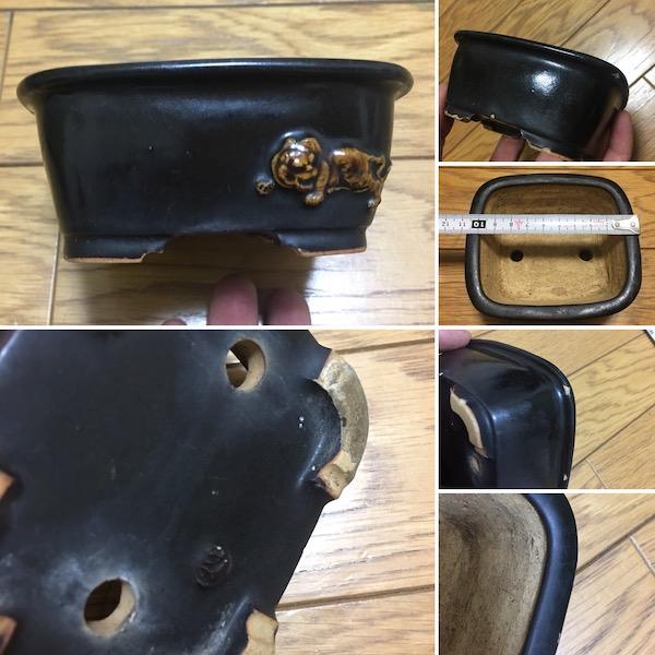 Chậu bonsai mini thủ công PLD816