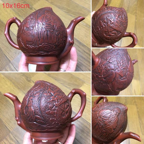Bình trà thủ công PLD362