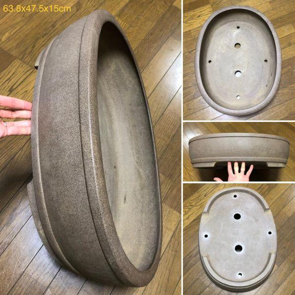 Chậu oval cỡ đại PLD1004