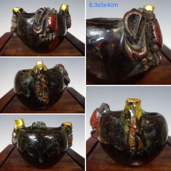 Chậu thủ công điêu khắc PLD151