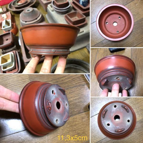 Chậu mini dáng tròn PLD154