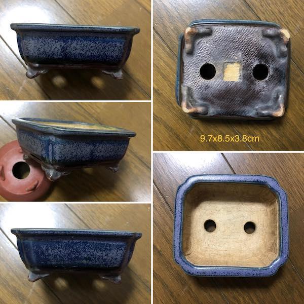 Chậu bonsai thủ công PLD26